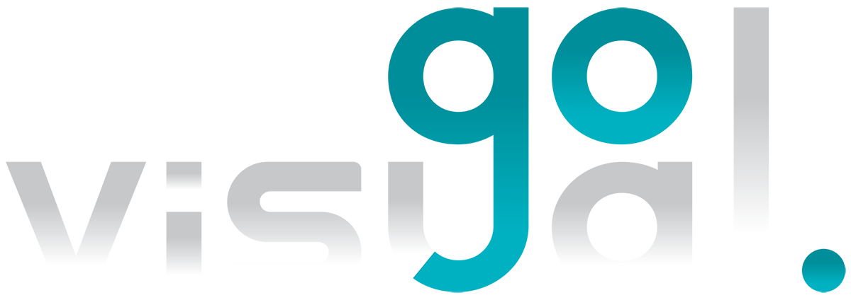 Go Visual - company logo full colour