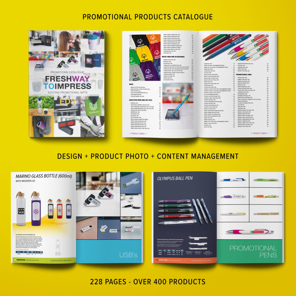 Layout design, photography, full content management - commissioned for Dublin based company